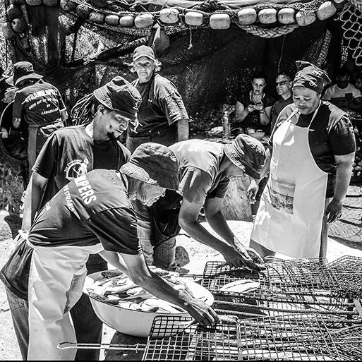 Die Strandloper Seafood Restaurant